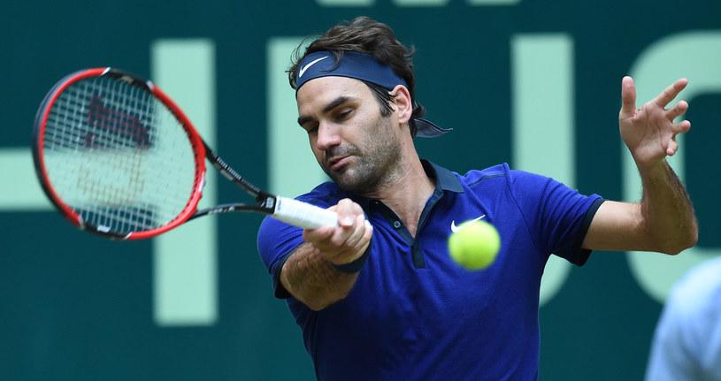 Roger Federer chciałby pograć w tenisa jeszcze kilka lat /AFP /AFP