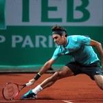 Roger Federer w finale turnieju ATP w Stambule