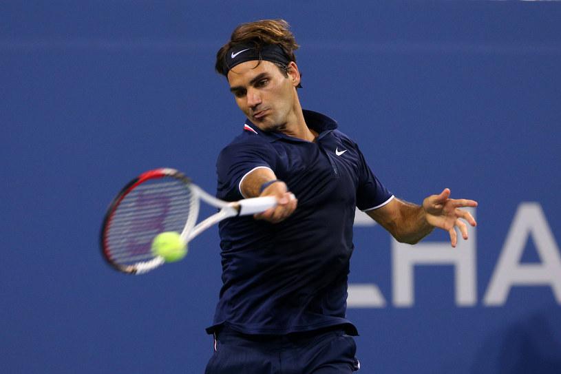 Roger Federer /Cameron Spencer /Getty Images