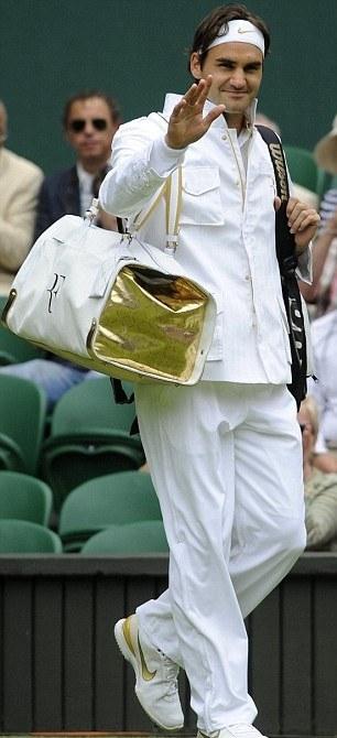 Roger Federer /AFP