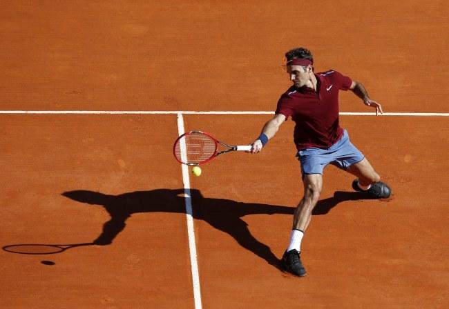 Roger Federer /PAP/EPA