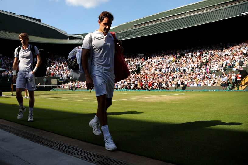 Roger Federer /Getty Images