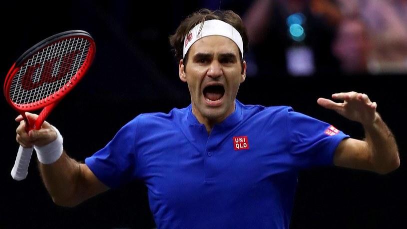 Roger Federer /Getty Images