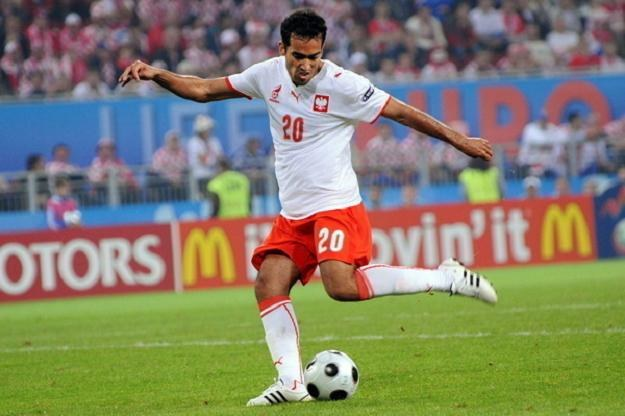 Roger Guerreiro wraca do reprezentacji. /AFP
