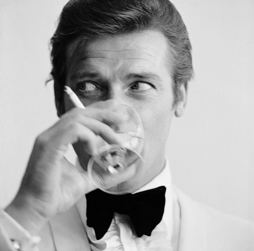 Roger Moore zasłynął rolą Jamesa Bonda /- /Getty Images