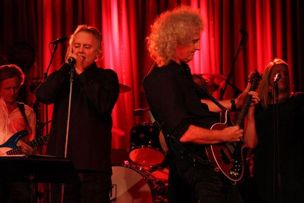 Roger Taylor i Brian May: Spektakularne urodziny Queen fot. Dave Hogan /Getty Images/Flash Press Media