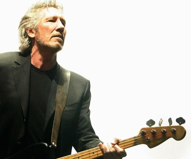 """Roger Waters zbuduje i zburzy """"The Wall"""" w Łodzi fot. Kevin Winter /Getty Images/Flash Press Media"""