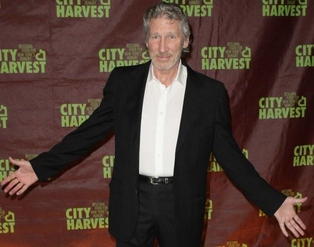 Roger Waters ze zdziwieniem przyjął oskarżenia o antysemityzm fot. Neilson Barnard /Getty Images/Flash Press Media