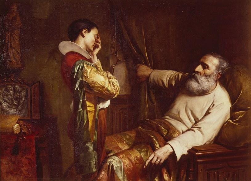Rok 1506. Kolumb na łożu śmierci /East News