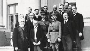 Rok 1920. Brytyjczycy i Francuzi w Warszawie