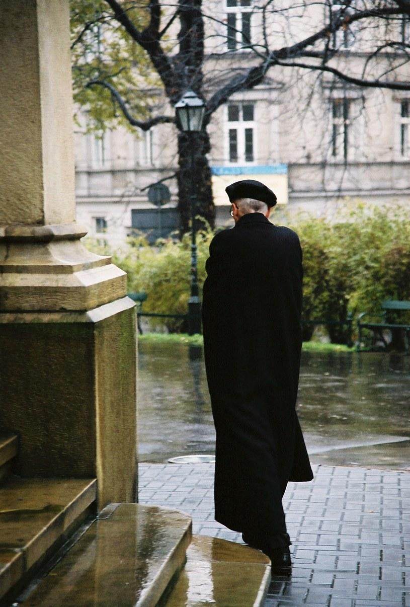 Rok 2003; Kardynał Franciszek Macharski /Jacek R. Gruszczynski /Agencja FORUM