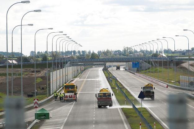 Rok 2011 stał pod znakiem budowy autostrad / Fot: Piotr Lampkowski /Reporter