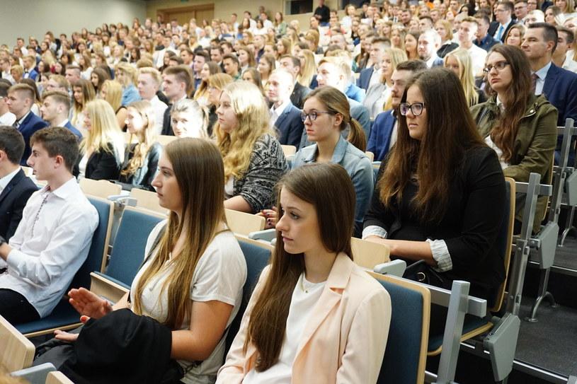 Rok akademicki 2019/2020 rozpoczyna się 1 października /Fot.Szymczak Krzysztof / POLSKA PRESS /East News