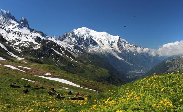 Rok od śmierci Polki na Mont Blanc nie przesłuchano organizatora wyprawy