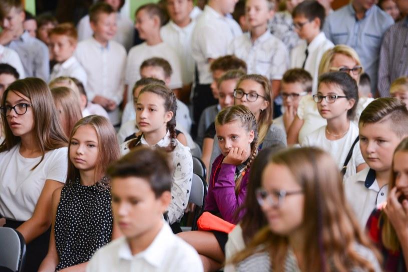 Rok szkolny 2019/2020 rozpoczyna się 2 września i potrwa do 26 czerwca / Adam Staśkiewicz  /Reporter