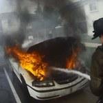 Rok walki z ogniem na 8-minutowym filmie