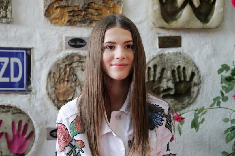 Roksana Węgiel mówi, że jest rozrzutna i wszystkie pieniądze wydałaby w jeden dzień /Natalia Popczyk /East News