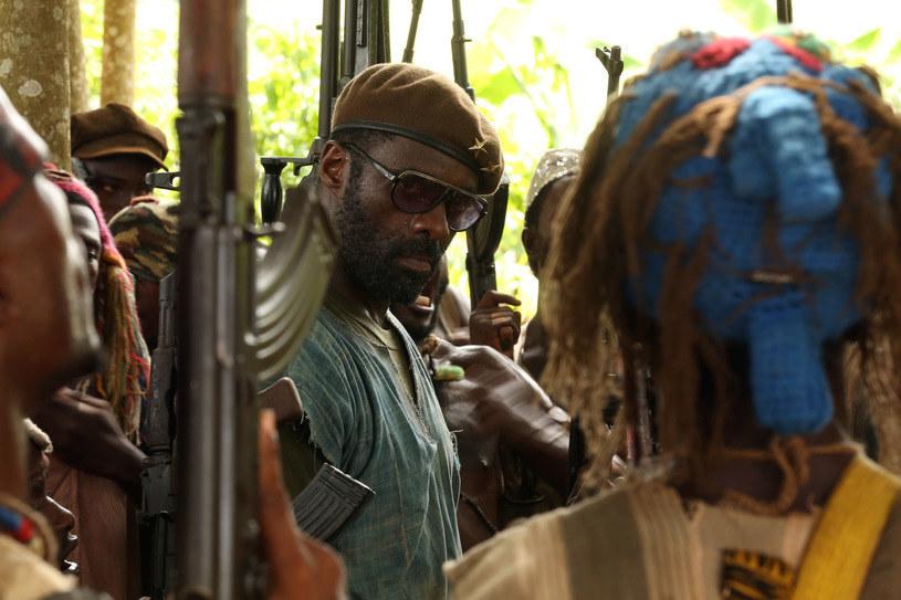 """Rola Idrisa Elby w """"Beasts of no Nation"""" uchodziła za jednego z faworytów. /materiały dystrybutora"""