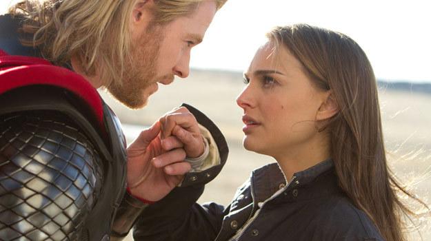 """Rola w """"Thorze"""" ocaliła Portman od """"załamania nerwowego"""" /materiały dystrybutora"""