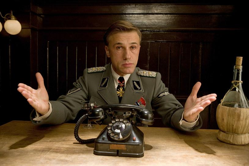 "Rola życia? Christoph Waltz jako Hans Landa w ""Bękartach wojny"" Quentina Tarantino /Francois Duhamel/Everett Collection /East News"
