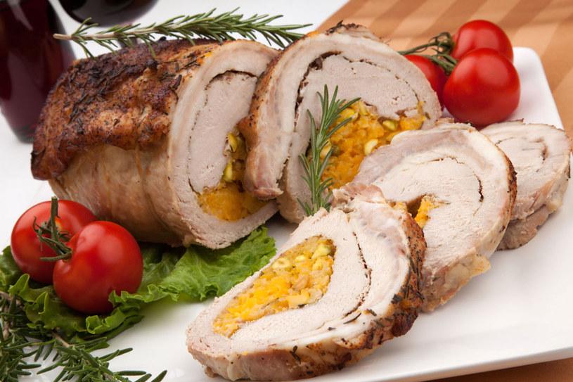 Rolada mięsna /123RF/PICSEL