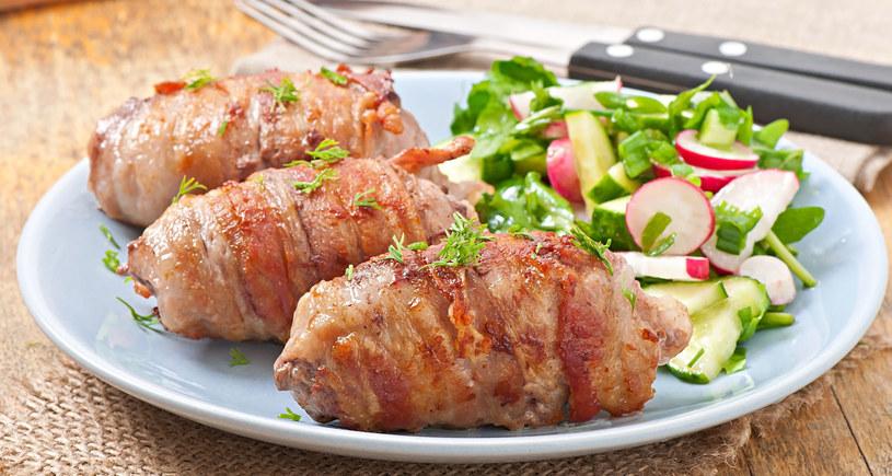 Roladki mięsne /123RF/PICSEL