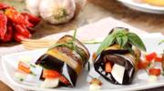Roladki z papryką i serem feta
