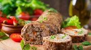 Rolady z mielonego mięsa