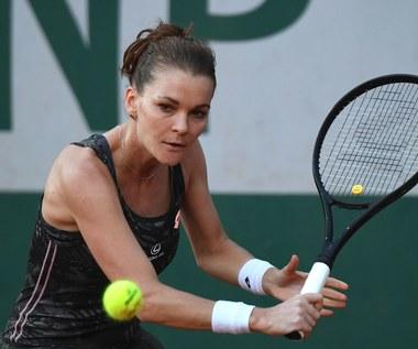 Roland Garros. Agnieszka Radwańska  - Fiona Ferro 6:1, 6:1 w I rundzie