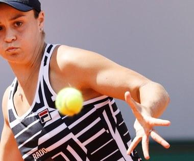 Roland Garros. Barty pokonała Keys w ćwierćfinale
