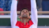 Roland Garros. Djoković zwycięzcą! W finale pokonał Tsitsipasa. Wideo