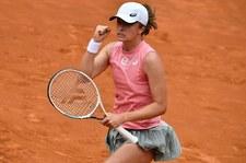 Roland Garros. Iga Świątek trenowała z Rafalem Nadalem na paryskich kortach