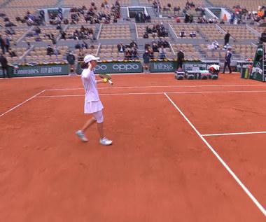 Roland Garros. Iga Świątek w finale turnieju! Wideo