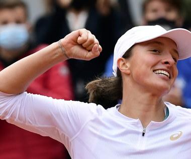 Roland Garros. Iga Świątek wygrała z Sofią Kenin 6:4, 6:1 w finale!