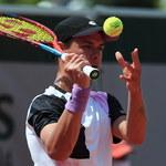 Roland Garros. Kamil Majchrzak wyeliminowany przez faworyta