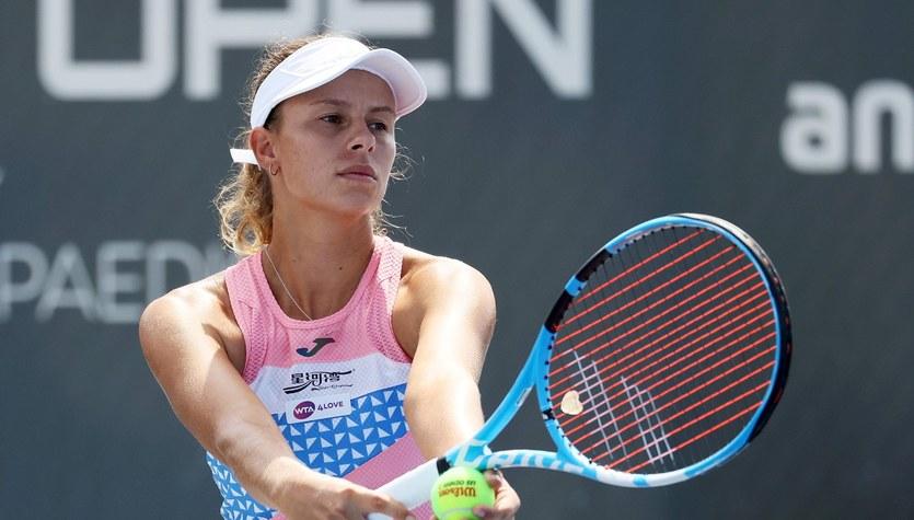 Roland Garros. Magda Linette odpadła w pierwszej rundzie