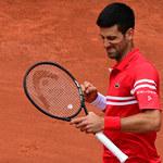 Roland Garros. Novak Djoković pokonał Rafaela Nadala w półfinale