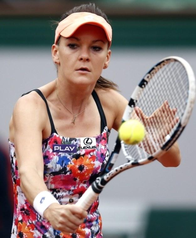 Roland Garros: Pewne zwycięstwo Radwańskiej