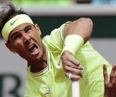 Roland Garros: Rafael Nadal pewnie na początek