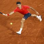 Roland Garros. Roger Federer wycofał się z turnieju