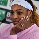 Roland Garros. Serena Williams wycofała się z turnieju