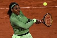 Roland Garros. Serena Williams z awansem do drugiej rundy
