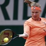 Roland Garros. Wyczerpana Bertens opuściła kort po meczu na wózku inwalidzkim