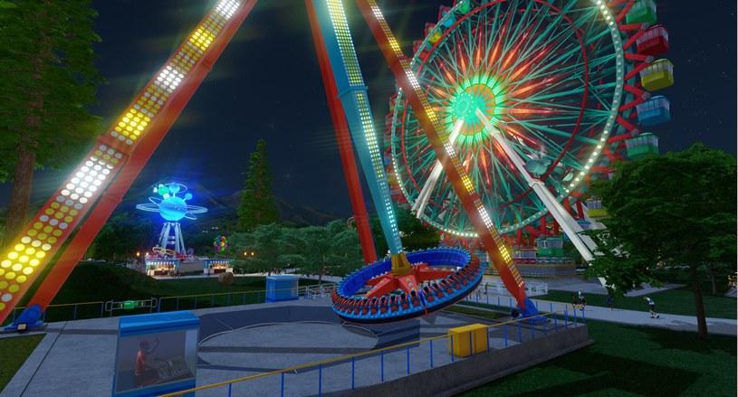 RollerCoaster Tycoon World /materiały prasowe