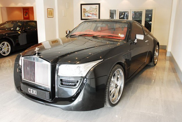 Rolls coupe /