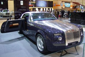 Rolls-Royce 100 EX