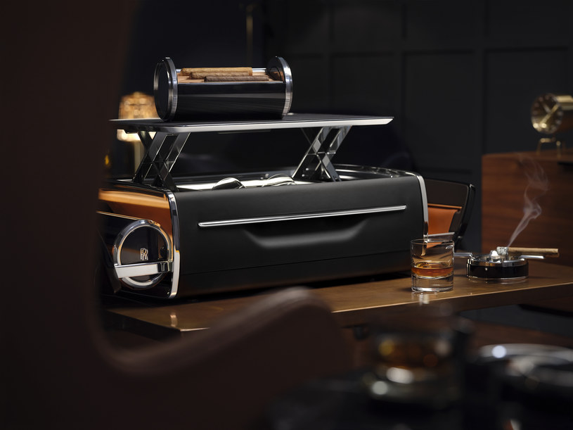 Rolls-Royce Cellarette /materiały prasowe