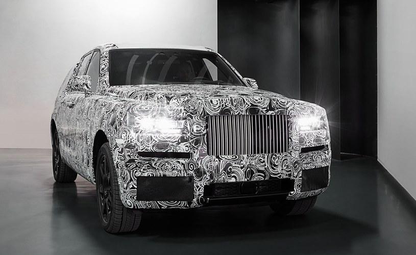 Rolls-Royce Cullinan /