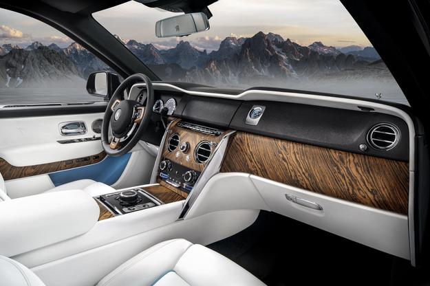 Rolls-Royce Cullinan /Rolls-Royce