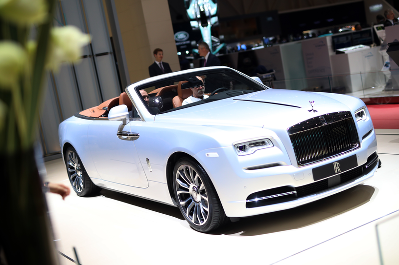 Rolls-Royce Dawn /